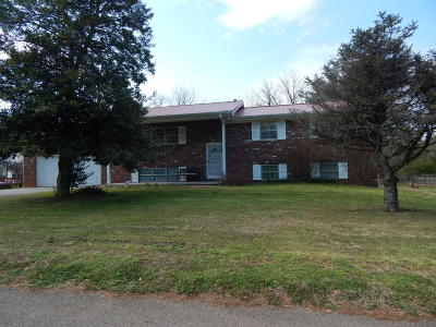 Knoxville TN Single Family Home For Sale: $169,000