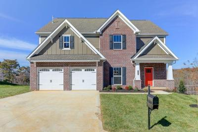 Knoxville TN Single Family Home For Sale: $376,809