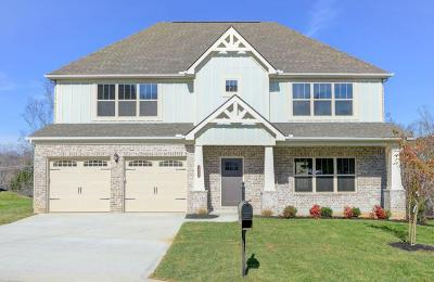 Knoxville TN Single Family Home For Sale: $339,255