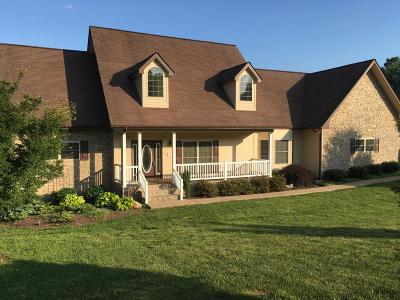 Vonore Single Family Home For Sale: 211 Steele Rd