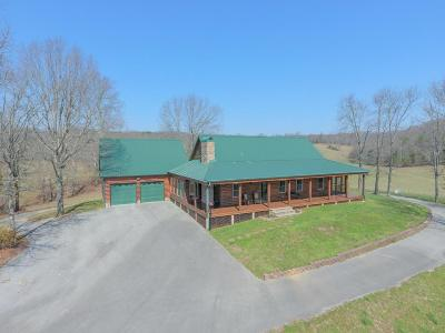 Sweetwater Single Family Home For Sale: 225 County Road 296