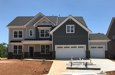 Knoxville Single Family Home For Sale: Lot 20 Capricorn Ln #1