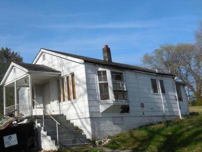 Knoxville TN Single Family Home For Sale: $15,000