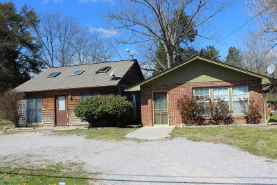 Union County Single Family Home For Sale: 723/725 Main St