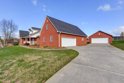 Single Family Home For Sale: 215 Jessie Lane
