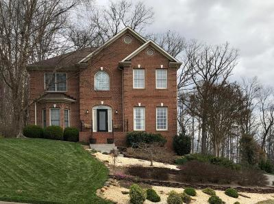 Single Family Home Sold: 718 Valley Hill Lane