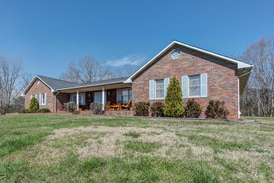 Rogersville Single Family Home For Sale: 131 Cedar Valley Rd