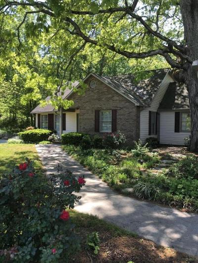 Friendsville Single Family Home For Sale: 1013 Stagecoach Lane