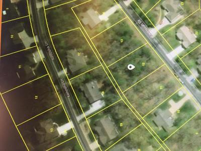 Loudon County Residential Lots & Land For Sale: Tahlequah Drive