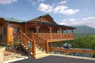 Gatlinburg Single Family Home For Sale: 819 Great Smoky Way