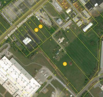 Talbott Residential Lots & Land For Sale: 6271 W Andrew Johnson Hwy