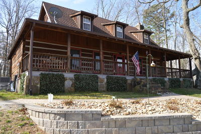 Sevier County Single Family Home For Sale: 1219 Little Bear Way