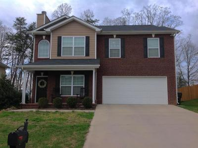 Powell Single Family Home For Sale: 8427 Vessel Lane #3