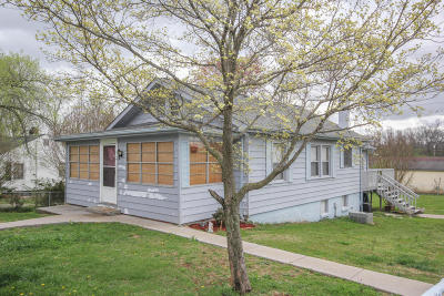 Maryville Single Family Home For Sale: 110 Oakdale St