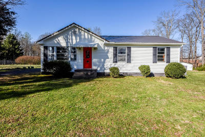 Single Family Home For Sale: 1521 Montvale Rd