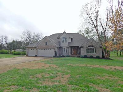 Single Family Home For Sale: 916 S Briarcliff Circle