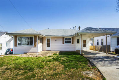 Loudon Single Family Home For Sale: 1107 Welch Ave