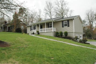 Knoxville Single Family Home For Sale: 525 Harrow Rd