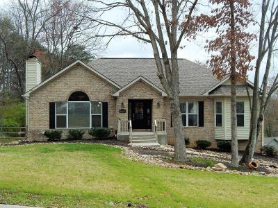 Knoxville Single Family Home For Sale: 1608 Summer Spring Blvd