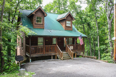 Single Family Home For Sale: 2453 N Schoolhouse Gap Road
