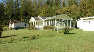 Briceville Single Family Home For Sale: 3448 Briceville Hwy