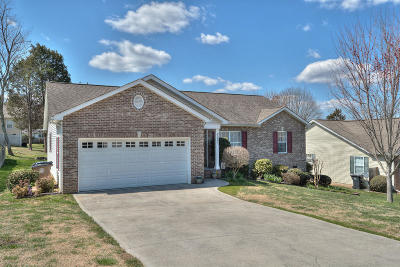 Knoxville TN Single Family Home For Sale: $178,900