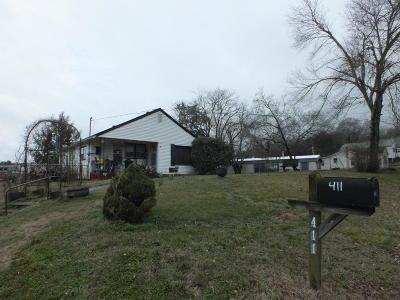 Single Family Home For Sale: 411 Mason Lane