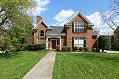 Knoxville Single Family Home For Sale: 530 Glen Abbey Blvd