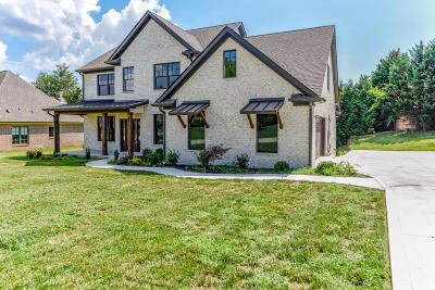 Alcoa Single Family Home For Sale: 1811 Clingman View Drive
