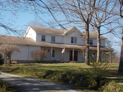 Tellico Plains Single Family Home For Sale: 1620 Reliance Rd