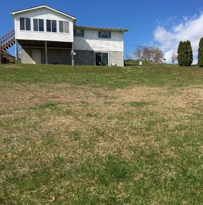 New Tazewell Single Family Home For Sale: 140 Walnut Circle