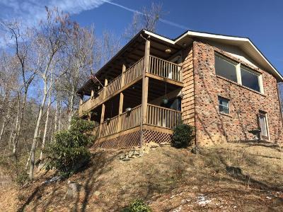 Gatlinburg Single Family Home For Sale: 711 Sunshine Tr