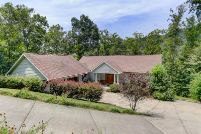 Washburn TN Single Family Home For Sale: $695,500