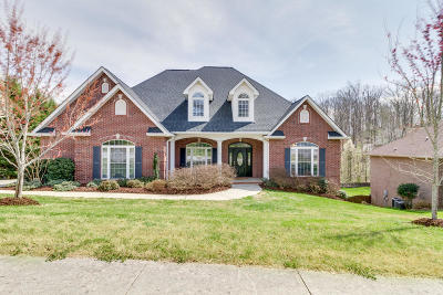 Maryville Single Family Home For Sale: 2126 Chas Way Blvd