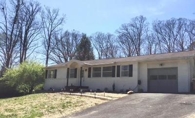 Knoxville TN Single Family Home For Sale: $157,900