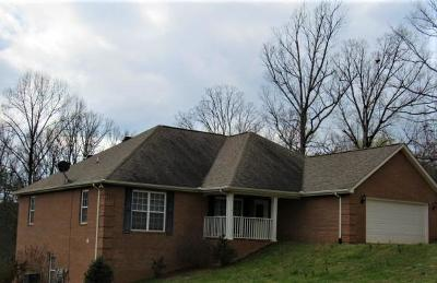 Blount County, Loudon County, Monroe County Single Family Home For Sale: 2359 Six Mile Rd
