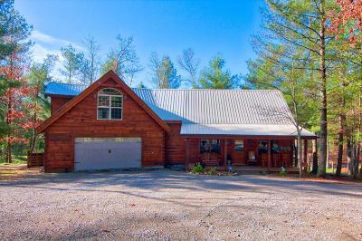 Single Family Home For Sale: 196 Taft Story Rd