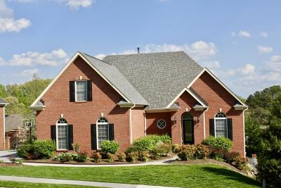 Knox County Single Family Home For Sale: 9632 Stone Canyon Lane