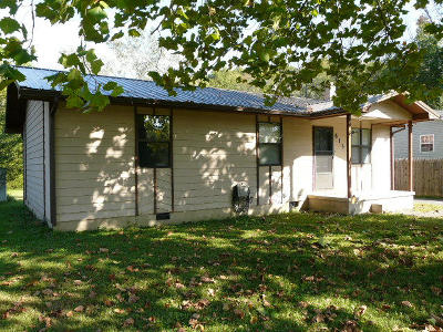 Middlesboro Single Family Home For Sale: 613 S 22nd St