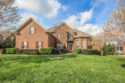 Maryville Single Family Home For Sale: 1629 Loch Leigh Way