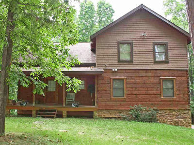 Single Family Home For Sale: 626 Baye Rd