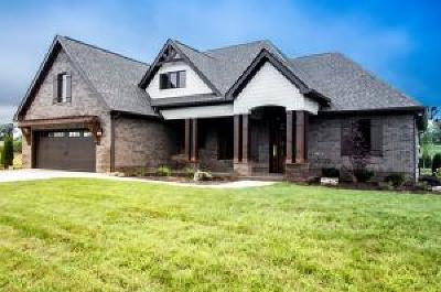 Loudon Single Family Home For Sale: 3815 Old Club Rd