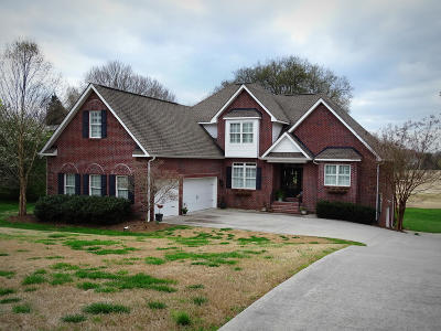 Knoxville Single Family Home For Sale: 12002 Broadmoor Pt