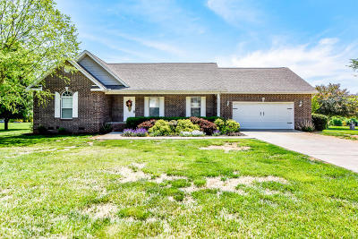 Maryville Single Family Home For Sale: 576 Carpenters View Drive