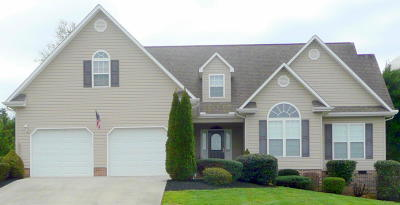 Madisonville Single Family Home For Sale: 107 Wind Chase Way