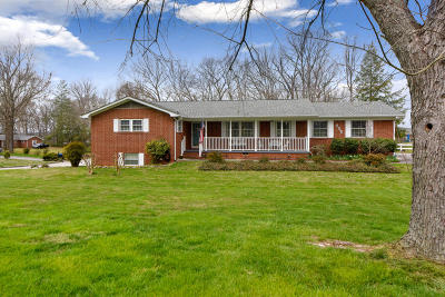 Alcoa Single Family Home For Sale: 562 W Hunt Rd
