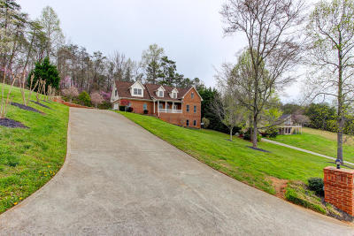 Sevier County Single Family Home For Sale: 870 Pioneer Drive