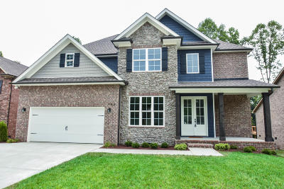 Knoxville Single Family Home For Sale: 11815 Black Rd