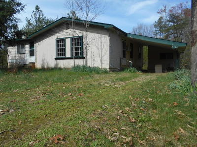 Seymour Single Family Home For Sale: 1212 Stanton Rd