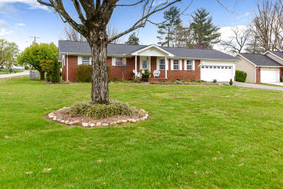 Maryville Single Family Home For Sale: 312 Greenhill Drive